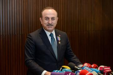 Turkish FM: Armenia's attack on civilians and civilian facilities is crime against humanity
