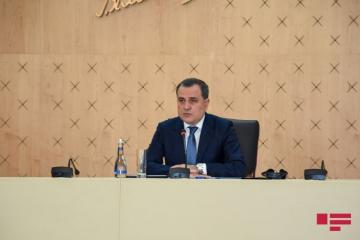 Armenia's new military-political leadership severely damaged negotiation process since 2018, Azerbaijani FM says