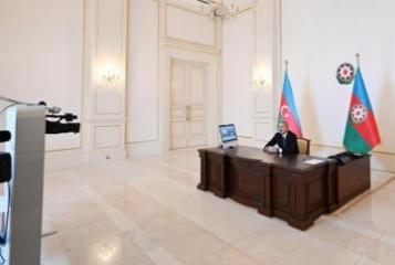 """Prezident İlham Əliyev """"Euronews"""" televiziyasına müsahibə verib - [color=red]YENİLƏNİB[/color]"""