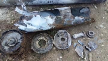 ANAMA: Армяне обстреляли Геранбой из запрещенных снарядов