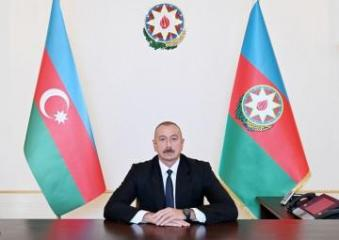 "President Ilham Aliyev: ""Armenia gets weapons free of charge, we pay for them"""