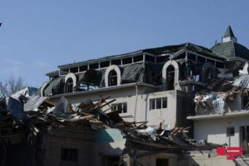 Новые кадры из Гянджи, где Армения совершила государственный террор - [color=red]ФОТО[/color]