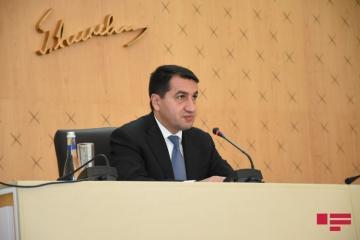 Хикмет Гаджиев: Atlantis Armenian Airlines досталяет в Армению ракеты и ракетные комплексы на гражданских самолетах