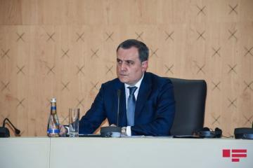 """Ceyhun Bayramov: """"Ermənistan rəhbərliyinin atəşkəs çağırışları riyakarlıqdan başqa bir şey deyil"""""""