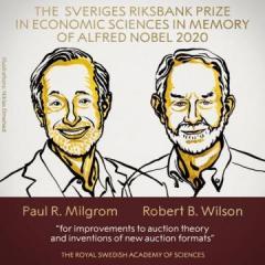 Обнародованы имена лауреатов Нобелевской премии по экономике