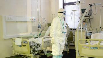 В Москве умерли 34 пациента с коронавирусом