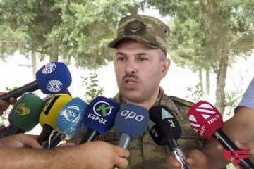 "Colonel Vagif Dargahli: ""Another nonsense from the Armenian Ministry of Defense"""