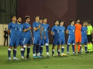 Азербайджан уступил Грузии на отборе ЕВРО-2021