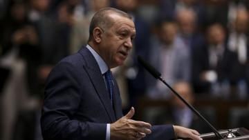 "Erdogan: ""Azerbaijan wants its own territories, does not have any other requirement"""