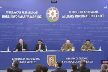 Помощник президента: Мы нейтрализовали военные цели, представлявшие угрозу нашему гражданскому населению