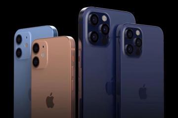 """""""Apple"""" yeni """"iPhone 12"""" smartfonunu təqdim edib"""