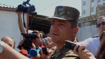 Азербайджанский солдат уничтожил полковника армянской армии