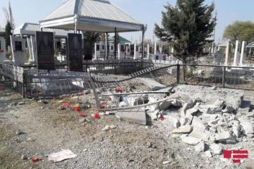 Число погибших в результате обстрела армянской армией кладбища в Тертере во время похорон достигло 4 - [color=red]ФОТО - ОБНОВЛЕНО-1[/color]