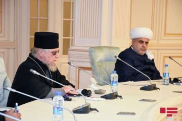 "Father Alexander: ""A number of Christians living in Azerbaijan also go to front voluntarily"""