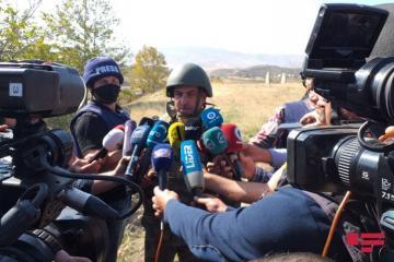 Полковник Эльшад Абилов: Успешные операции продолжаются