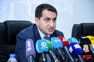 Хикмет Гаджиев: Армения любыми средствами пытается расширить географию конфликта