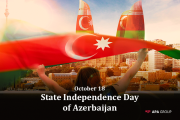 29 years pass since Azerbaijan regained its state independence