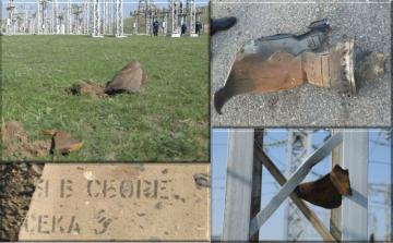 Ракетный удар по Гяндже стал причиной аварии на линии электропередачи Азербайджан-Грузия