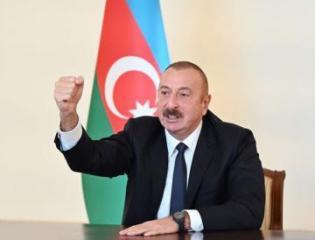 Ильхам Алиев сообщил о проведении позавчера, вчера и этой ночью успешных операций в Джабраильском направлении