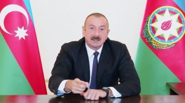 """Azərbaycan Prezidenti: """"Biz heç vaxt mülki əhaliyə qarşı müharibə aparmamışıq, bundan sonra da aparmayacağıq"""""""