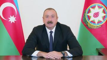 """Azərbaycan Prezidenti: """"Füzuli şəhərinin qalıqları erməni faşizminin təzahürüdür"""""""