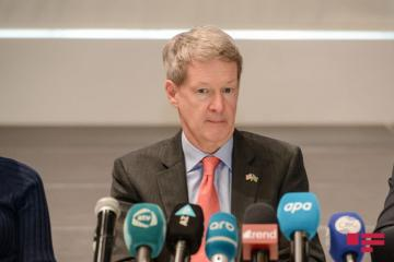 Посол Великобритании в Азербайджане: Последние события в Гяндже неприемлемы