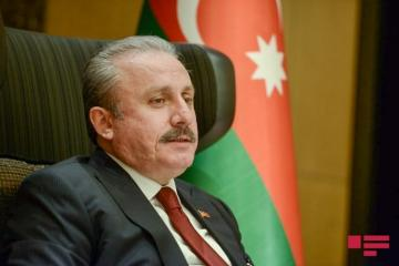 "Speaker of Turkish Parliament: ""Battle carried out by Azerbaijan, followed with excitement in Turkey"""