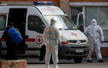 Moskvada koronavirusdan ölənlərin sayı 6 mini keçib