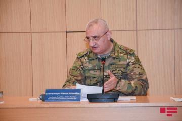 Начальник Управления Минобороны: Армяне пытались вновь захватить освобожденные нами от оккупации села Джабраильского района