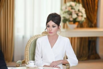 Mehriban Aliyeva congratulates the people on the next victory of the Azerbaijani Army