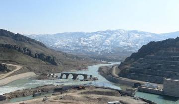 """İşğaldan azad edilmiş """"Xudafərin"""" hidroqovşağı Azərbaycana ildə 368 mln. kVt-saat elektrik enerjisi istehsal etməyə imkan verəcək"""