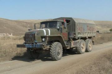 ВС Азербайджана захватили новые военные трофеи - [color=red]ВИДЕО[/color]