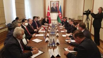 Министр: Азербайджано-турецкие связи успешно развиваются во всех сферах – [color=red]ОБНОВЛЕНО[/color]