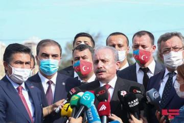 Председатель ВНСТ: Мы донесем до всего мира справедливую борьбу братского Азербайджана
