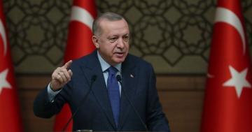 Эрдоган:  Турция поддержала и будет поддерживать борьбу Азербайджана за освобождение оккупированных земель