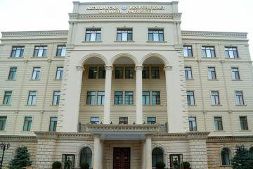 Минобороны: Подразделения ВС Армении вынуждены отступить на Джабраильском и Губадлинском направлениях фронта