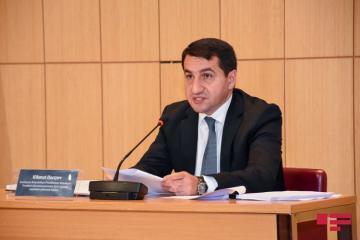Призываем гражданских лиц на оккупированных территориях Азербайджана  находиться за пределами военных объектов - Гаджиев