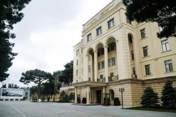 Минобороны: ВВС Азербайджана уничтожили военную технику и инфраструктуру противника