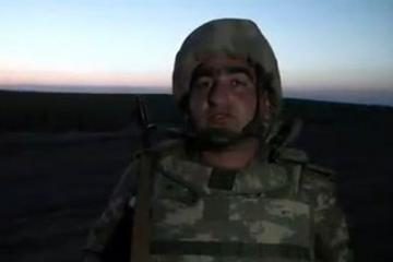 "Azerbaijani servicemen: ""Our tricolor flag will be waved in all our occupied lands - [color=red]VIDEO[/color]"