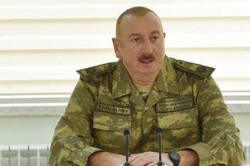 Ali Baş Komandan Qubadlının azad olunmasında fərqlənmiş hərbi birlik komandirlərini təbrik edib