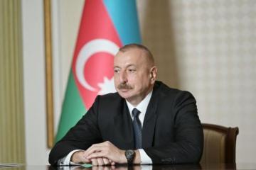 Ильхам Алиев: Я дал поручение, чтобы во всех освобожденных от оккупации регионах была проведена инспекция