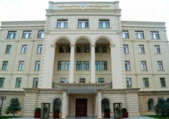 Минобороны: ВС Армении подвергли артиллерийскому обстрелу подразделения азербайджанской армии в селе Сафилйан Лачинского района