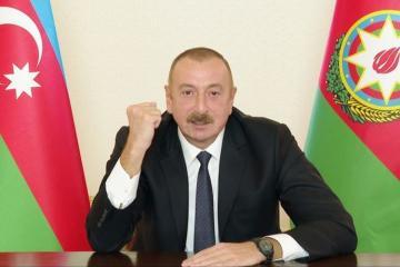 Президент Ильхам Алиев: Если армяне не могут спастись от этой хунты сами, мы им поможем