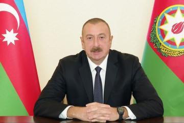 Президент Ильхам Алиев: Мы утвердили себя как на поле боя, так и на политической плоскости