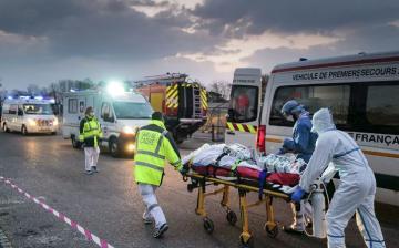 Fransada son sutkada rekord sayda koronavirusdan ölüm qeydə alınıb
