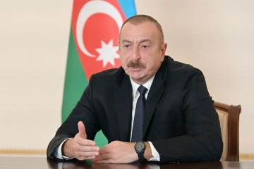 Azerbaijani President: I suggest that those who want to accuse us first deal with themselves