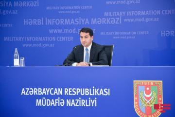 Хикмет Гаджиев: Несмотря на гуманитарное перемирие, Армения продолжает атаки на мирное население Азербайджана