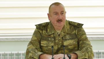 Президент Азербайджана: Первый этап урегулирования конфликта мы практически завершили