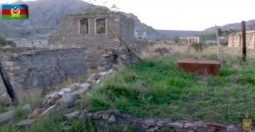 Cəbrayıl rayonunun işğaldan azad olunan Xudafərin kəndi - [color=red]VİDEO[/color]