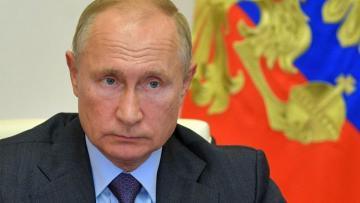 Путин на заседании Совета Безопасности обсудил ситуацию в Нагорном Карабахе